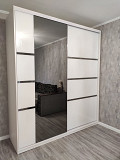 Mirrors, glass in furniture products. PANNO. Mounting. Odessa