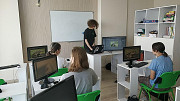 """FREE trial lesson in the course """"Computer Graphics"""" Kiev"""