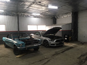 Equipped for service station, paint shop, tuning, detailing, office, parking Kiev