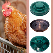 Feeders and drinkers for poultry under a can and a PET bottle Харьков
