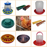 Own set of feeders and drinkers for poultry Харьков