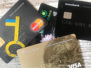 Sell or help to issue cards of Ukr banks Kiev
