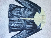 I will sell a leather jacket Луцк