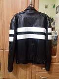Selling men's leather jacket in good condition50 52p-p Луганск