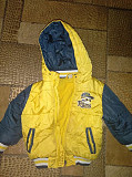 Winter overalls for a boy 1-2 years old Dnipro
