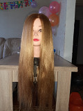 Selling mannequin head for hairstyles / simulator for beginner hairdressers Zaporozhe