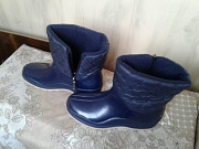 Rubber boots Zaporozhe