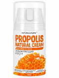 Healing cream with propolis for face and body, 50g Zaporozhe