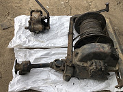 Zil 131 winch with cable, cardan shaft and ball Odessa