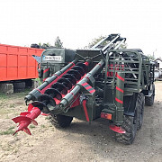 Drilling rig BGM 1 on the basis of Zila 157 with conversion low operating time Odessa